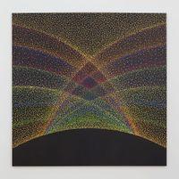 Alchimie 347 by Julio Le Parc contemporary artwork painting