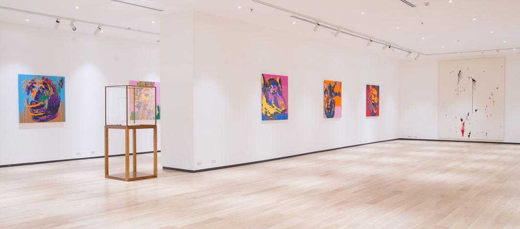 Exhibition view: Ai Weiwei,Year of the Rat, Tang Contemporary Art, Bangkok (28 October–10 December 2020). Courtesy Tang Contemporary Art.