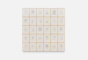 Quarantine Notebook by Raul Mourão contemporary artwork