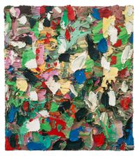 Snow of June no.3 by Zhu Jinshi contemporary artwork painting