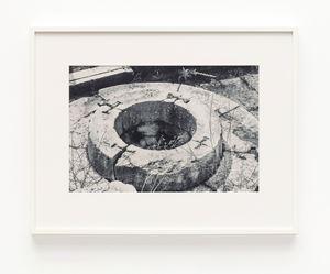 Eleusis. Kallichoros (Well of the fair dances) by James Welling contemporary artwork