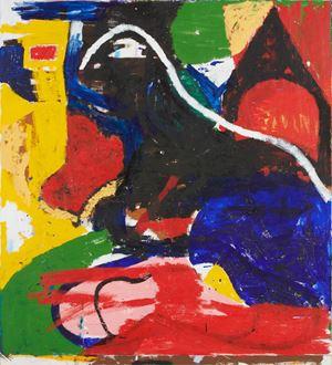 Hondo by Joe Bradley contemporary artwork