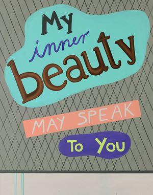 Inner Beauty by Henriette Grahnert contemporary artwork