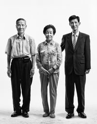 Eternal Family. Yun Byeongguk (Mother and Third Brother) by BYUN Soonchoel contemporary artwork photography