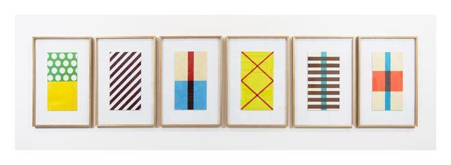 The Passengers No 4 by Peter Atkins contemporary artwork
