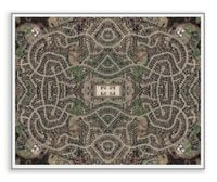 The Garden by Clay Ketter contemporary artwork print
