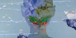 Floating Mind Series [Voyage] 心識系列 [航] by Guo Chun contemporary artwork