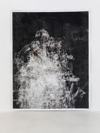 Acts & Paintings (Untitled III) by Angel Vergara contemporary artwork drawing