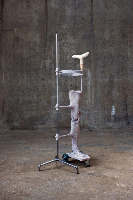 Prosthetic by Atelier Van Lieshout contemporary artwork