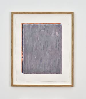Colors of Grey #8 by Thu Van Tran contemporary artwork