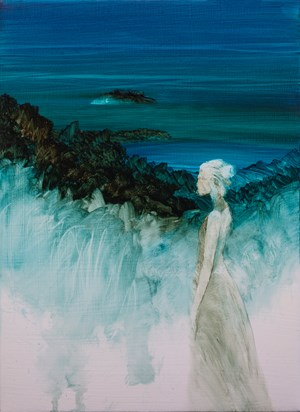 Bride by John Walsh contemporary artwork
