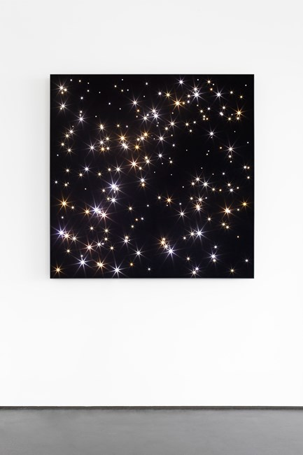 Night Sky: Ursa Minor.4 by Angela Bulloch contemporary artwork