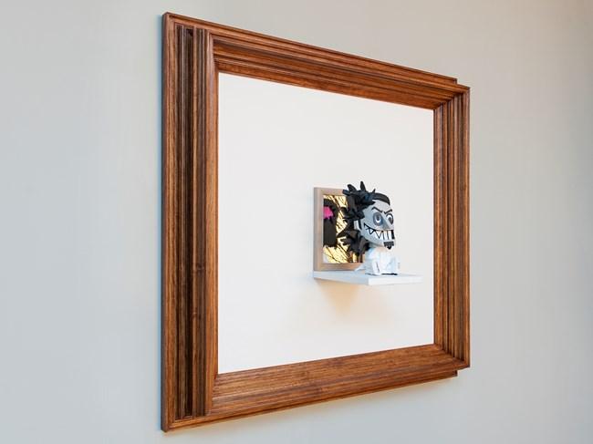 Crazymichael by Michael Lau contemporary artwork