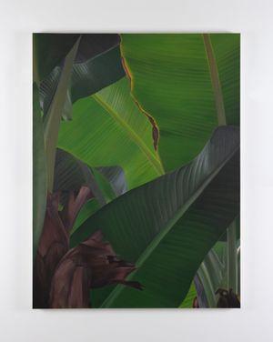 Banana IX by Marcel Vidal contemporary artwork painting