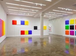 "Deborah Kass<br><em>Painting And Sculpture</em><br><span class=""oc-gallery"">Kavi Gupta</span>"
