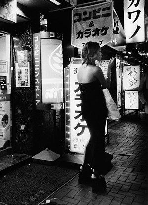 Shinjuku by Daido Moriyama contemporary artwork