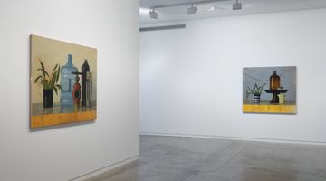 Contemporary art exhibition, Jude Rae, Painting as Model at Two Rooms, Auckland