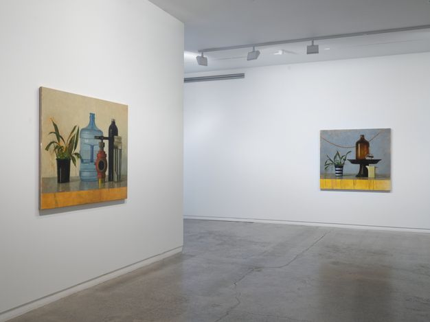 Exhibition view: Jude Rae, Painting as Model, Two Rooms, Auckland (19 March–17 April 2021). Courtesy Two Rooms.