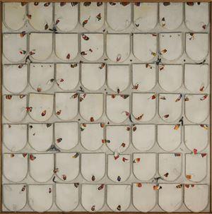 Work '65-10 by Yukihisa Isobe contemporary artwork