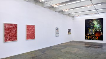 Contemporary art exhibition, Group Exhibition, Spirited Densities at Thomas Erben Gallery, New York