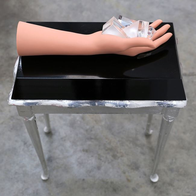 Melt by Judy Darragh contemporary artwork