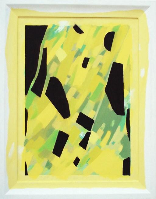 Colour Course #2 by Saskia Leek contemporary artwork