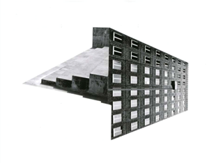 Capitol Complex – Façade Object by Seher Shah contemporary artwork