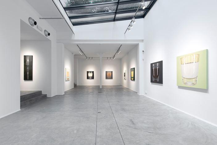 Exhibition view: René Wirths, beatbox, Templon, Brussels,(24 October–21 December 2019). Courtesy Templon, Paris - Brussels. Photo:Isabelle Arthuis.