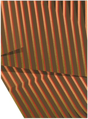 I. by Tomma Abts contemporary artwork