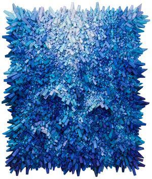Aggregation 18 - JU036 by Chun Kwang Young contemporary artwork