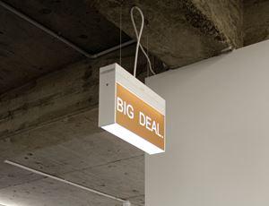 BIG DEAL. by Elisabeth Pointon contemporary artwork