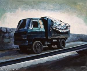 Engine 4 by Liu Weijian contemporary artwork