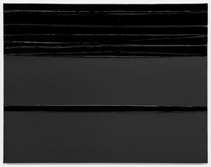 Peinture 130 x 165 cm, 1 septembre 2019 by Pierre Soulages contemporary artwork