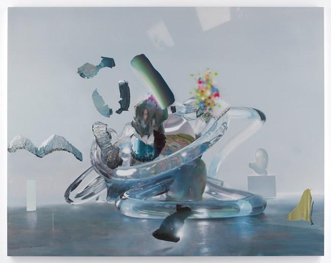 You're not alone by Tom LaDuke contemporary artwork