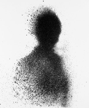 Dirt swirl 77 by Trent Parke contemporary artwork