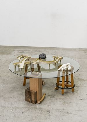 Table A by Chung Seoyoung contemporary artwork sculpture