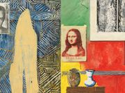 Jasper Johns Retrospective Suggests Bigger Story Waiting to be Told