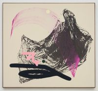 Toxic-Simon Says by Sigrid Sandström contemporary artwork painting