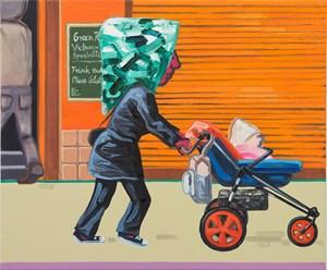 A-Str.13 by Marcus Weber contemporary artwork