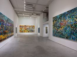 """Ava Hsueh<br><em>One and the Other</em><br><span class=""""oc-gallery"""">Tina Keng Gallery</span>"""