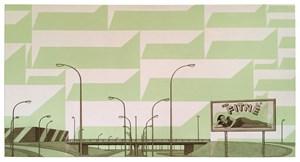 Rose von überall und nirgendwo by Hendrik Krawen contemporary artwork