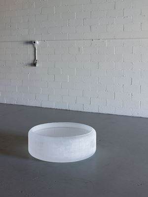 "Untitled (""It was the difference between black and white footage of the Second World War and David Bowie on Top of the Pops singing Life on Mars."") by Roni Horn contemporary artwork"