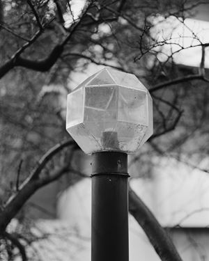 Untitled (lamp), Wellington, New Zealand by Harry Culy contemporary artwork photography