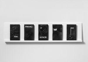 Black Oscars by Candice Breitz contemporary artwork