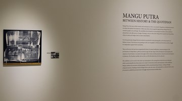 Contemporary art exhibition, Mangu Putra, Between History and Quotidian at Gajah Gallery, Singapore