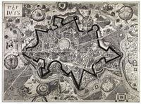 Map of Days by Grayson Perry contemporary artwork print