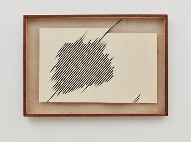 Oblique Lines by Kim Yong-Ik contemporary artwork