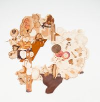 Muddy Stream from a Mug by Teppei Kaneuji contemporary artwork mixed media
