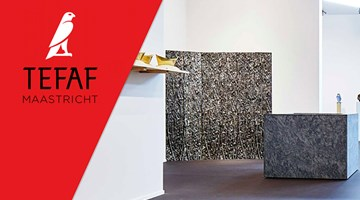 Contemporary art exhibition, TEFAF 2016 at Ben Brown Fine Arts, London