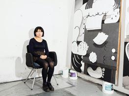 Cindy Ji Hye Kim: Drawing the Unseen
